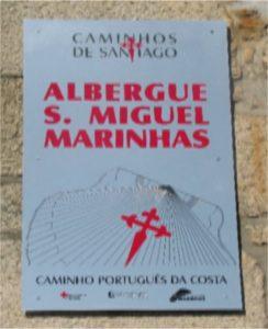 Albergue S. Miguel de Marinhas